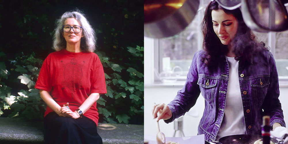 The Brief, Perfect Meeting of Nigella Lawson and Angela Carter
